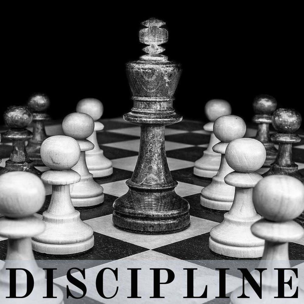 A Call for Discipline in the Face of Adversity