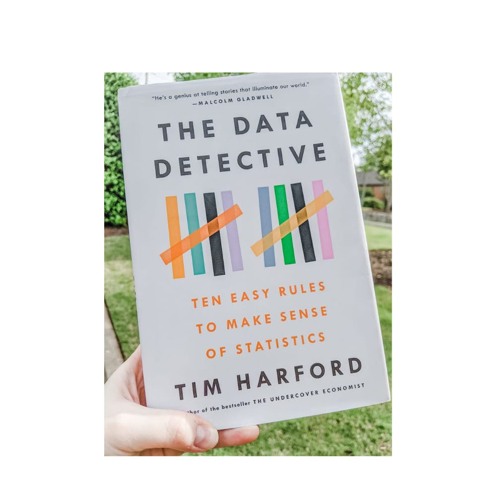 The Data Detective: A Narwhal Book Review